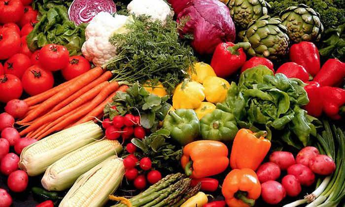 Ежедневное потребление фруктов и овощей повышает уровень счастья человека