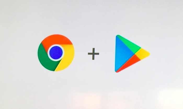Google запускает Play Market для операционной системы Chrome