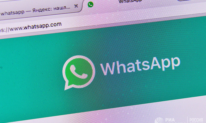 WhatsApp «обрушился» в России и в других странах