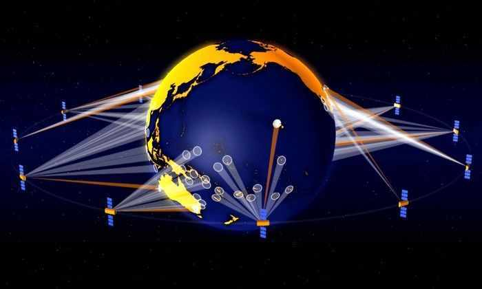 OneWeb создаст орбитальную группировку для космической связи