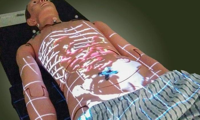 Дополненная реальность поможет заглянуть под кожу пациента