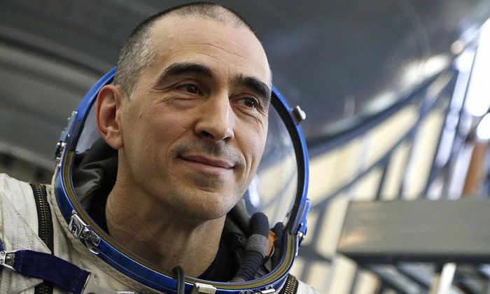 Космонавт Анатолий Иванишин проголосовал прямо с МКС
