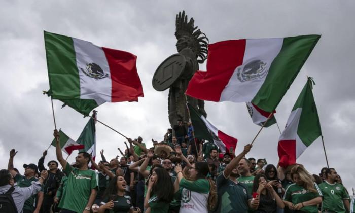 Как прыжки футбольных болельщиков спровоцировали землетрясение в Мексике