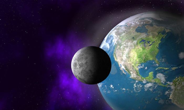 На Луне обнаружили земной кислород