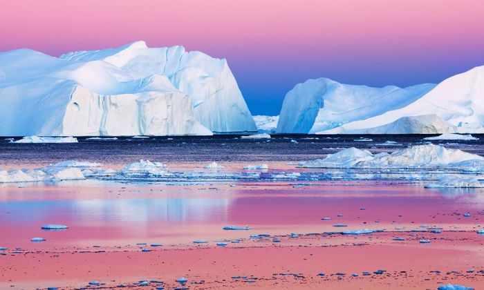 В Арктике зафиксировали рекордный рост температуры