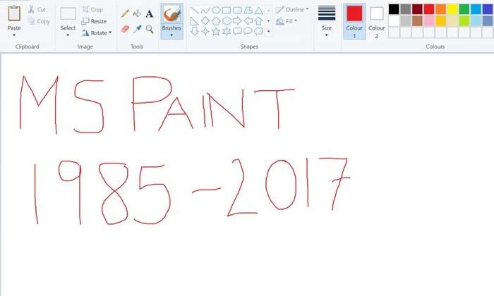 Microsoft сохранит графический редактор Paint вWindows