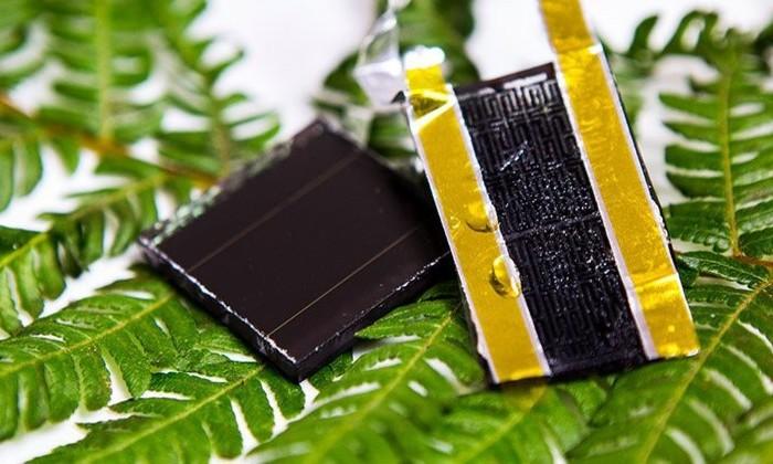 Электрод на базе графена