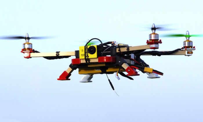 В России вышел закон о регистрации дронов