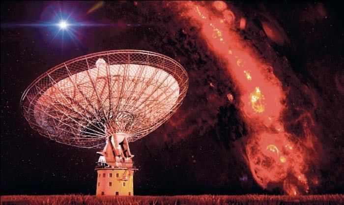 Обнаружен загадочный радиосигнал из космоса