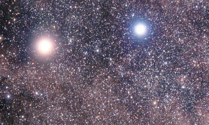 «Хаббл» сделал самый близкий снимок Альфы Центавра