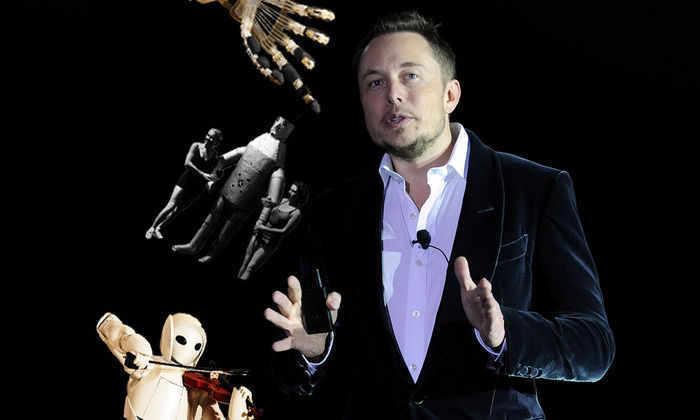 Илон Маск: безусловный базовый доход неизбежен в будущем из-за роботов