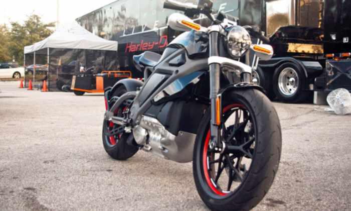Harley-Davidson выпустит свой первый электромотоцикл