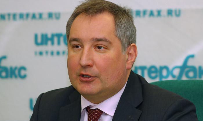 Вице-премьер Российской Федерации Дмитрий Рогозин