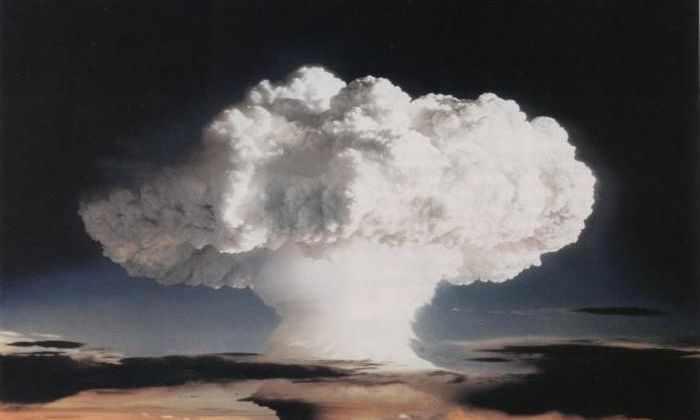 Первая водородная бомба