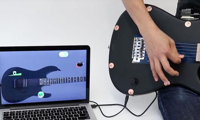 Тачпад в балончике: создан спрей, превращающий любую поверхность в интерактивную