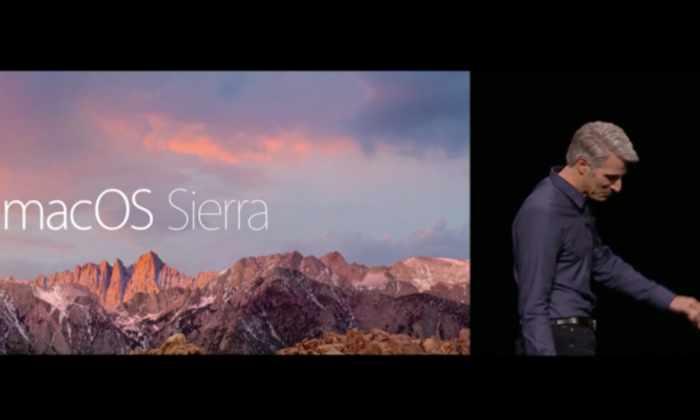 Apple презентовала новую версию операционной системы macOS - Sierra