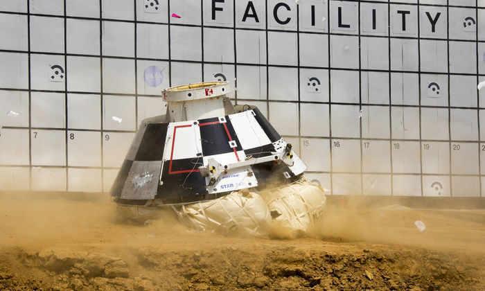 Boeing смоделировал худший сценарий посадки космического такси