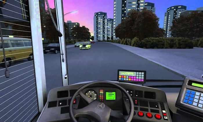 В Сингапуре испытают самоуправляемый автобус на 80 человек