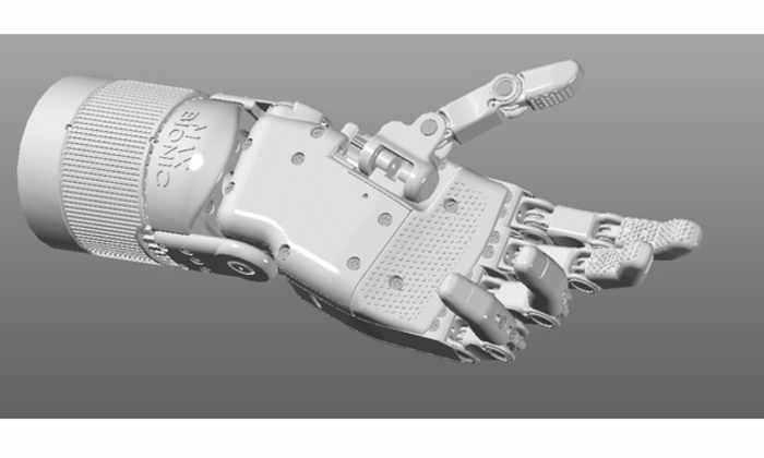 Российский инженер разработал бионический протез руки для бесплатной установки нуждающимся