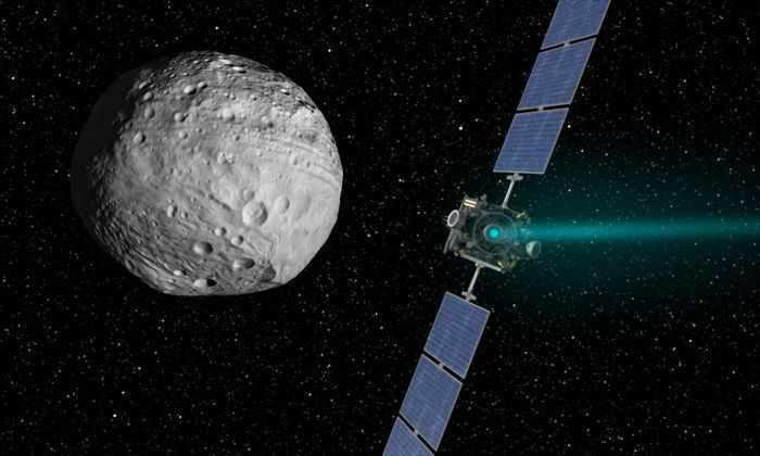 В ночь на 9 сентября НАСА запустит космический аппарат на астероид