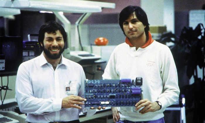 Apple - 40 лет