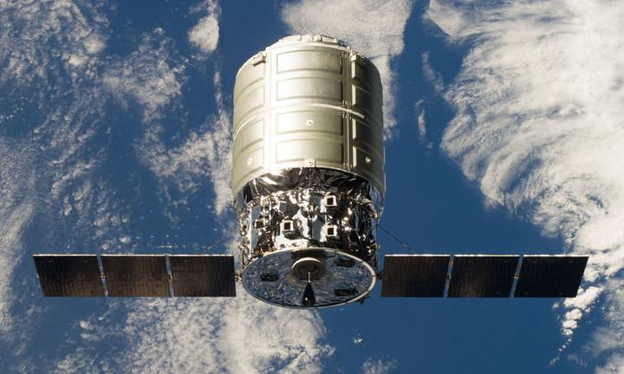 Американский космический грузовик Cygnus сгорел в атмосфере