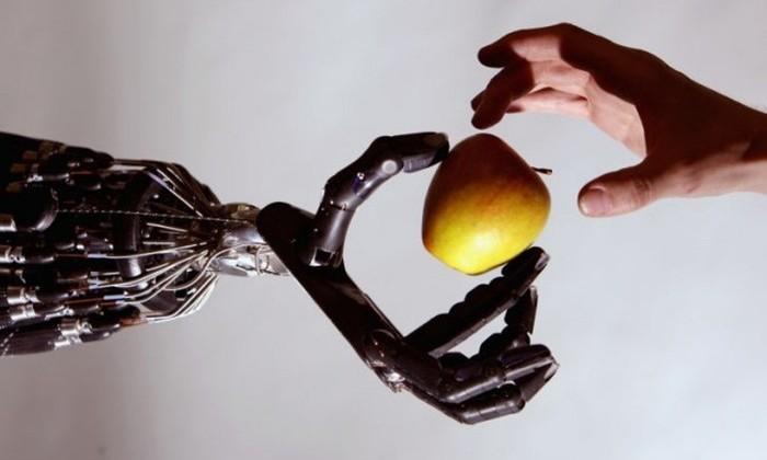 Инженеры напечатали кожу для роботов. Теперь они смогут чувствовать