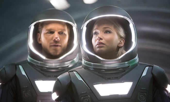 22 декабря в российский прокат выходит фантастический триллер «Пассажиры»