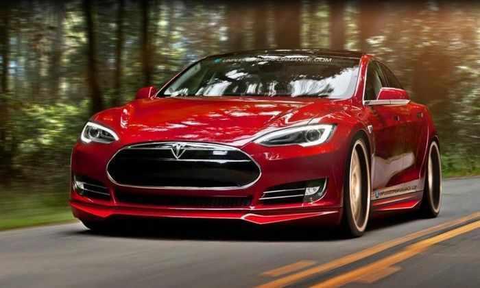 Владельцы электрокаров Tesla Model S смогут повысить мощность батарей за дополнительную плату