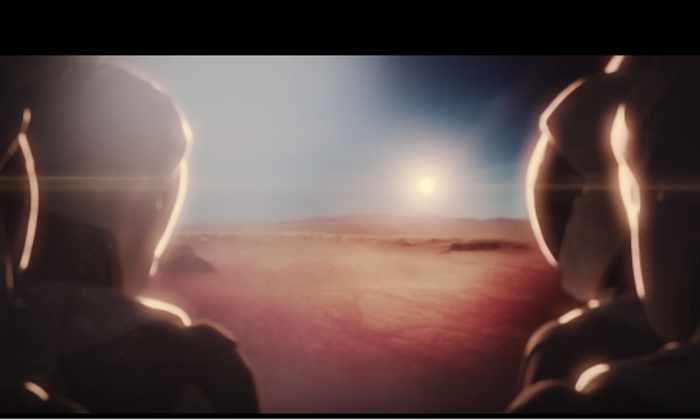 SpaceX сняла минифильм о том, как доставит людей на Марс