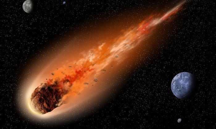 Россия не будет помогать защищать Землю от астероидов