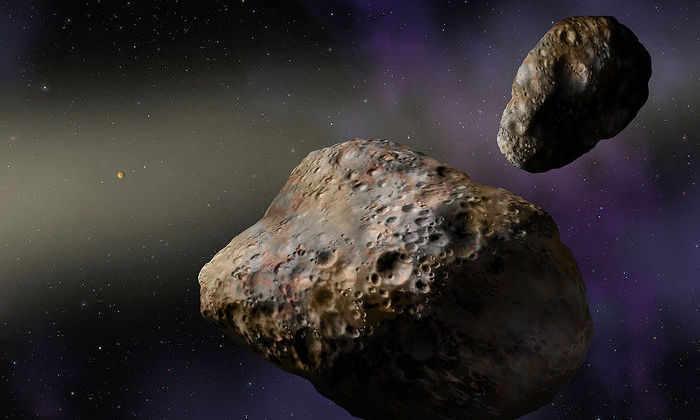 В США провели учения на случай столкновения астероида с Землей
