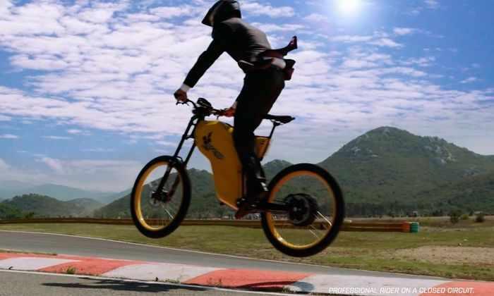 Разработан электрический велосипед с диапазоном 240 км
