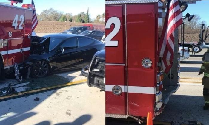 Автопилот Tesla снова обвиняют в аварии. Со слов водителя