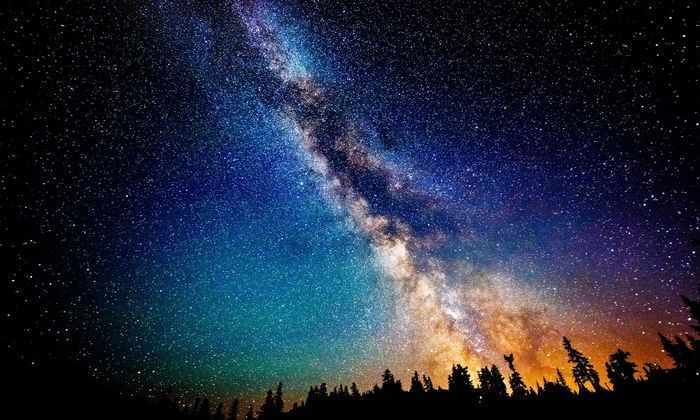 Астрономы нашли огромное пустое пространство в центре Млечного Пути