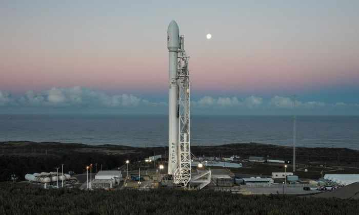 SpaceX сегодня запустит ракету-носитель Falcon 9