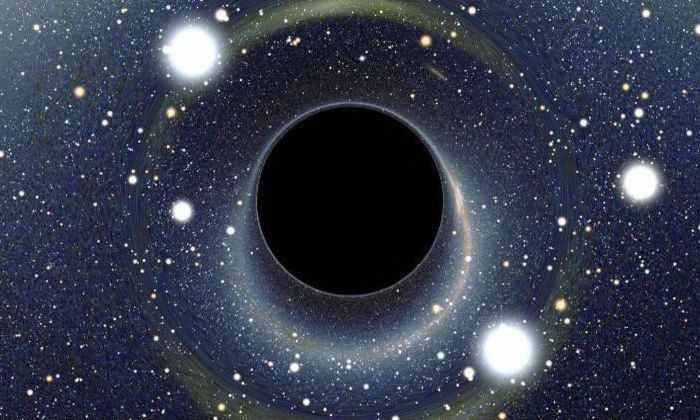Созданная в лаборатории черная дыра может доказать известную гипотезу