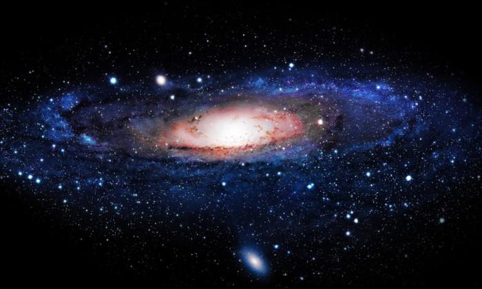 Млечный Путь расположен в гигантской пустоте