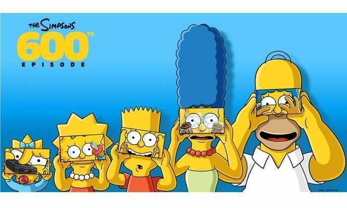 «Симпсоны» отпраздновали 600-й эпизод в виртуальной реальности