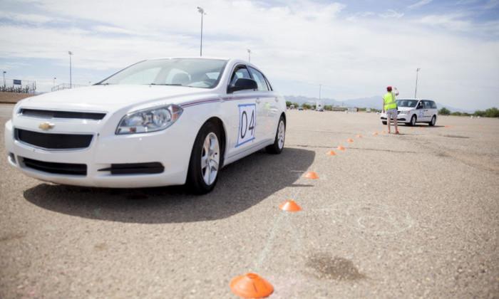 Самоуправляемые автомобили могут решить проблему пробок на дорогах