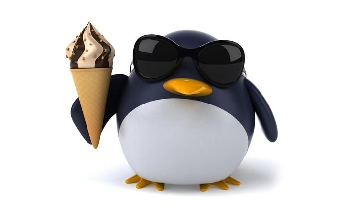 22-летнее исследование показало, чем питаются пингвины