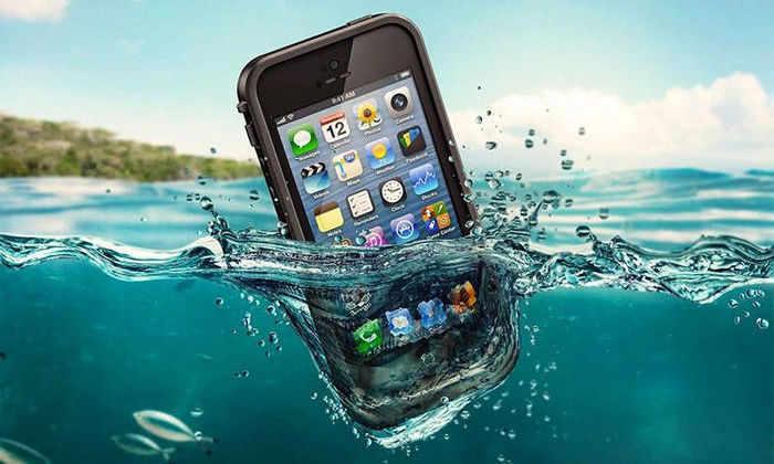 Apple может выпустить водонепроницаемые айфоны для подводной съемки