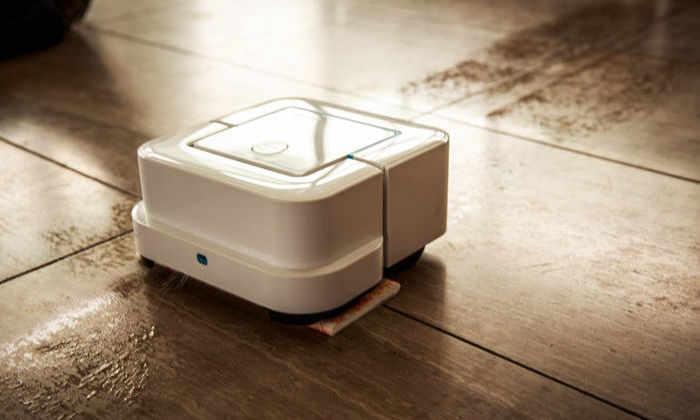 Робот Roomba научился мыть полы