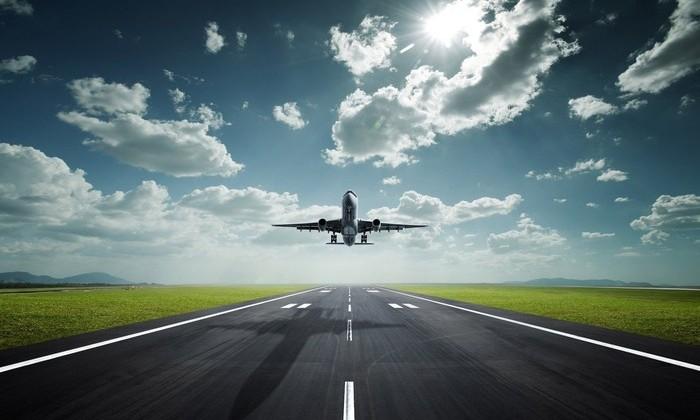 Самолетам теперь труднее взлетать, чем раньше. Из-за глобального потепления