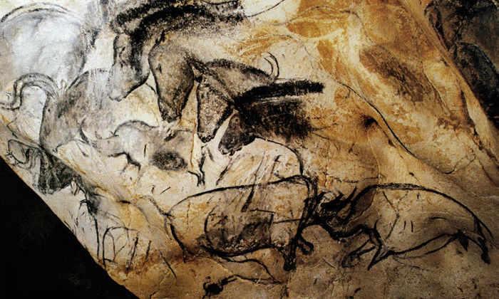 Самая древняя наскальная живопись Европы оказалась еще древнее