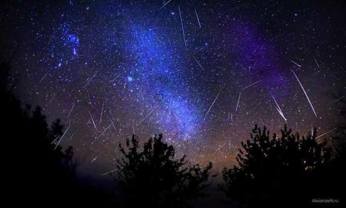 LIVE: 5 часов осталось до начала метеоритного дождя Дельта-Аквариды