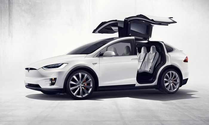 Tesla запустила внедорожник Model X 75D на китайский рынок