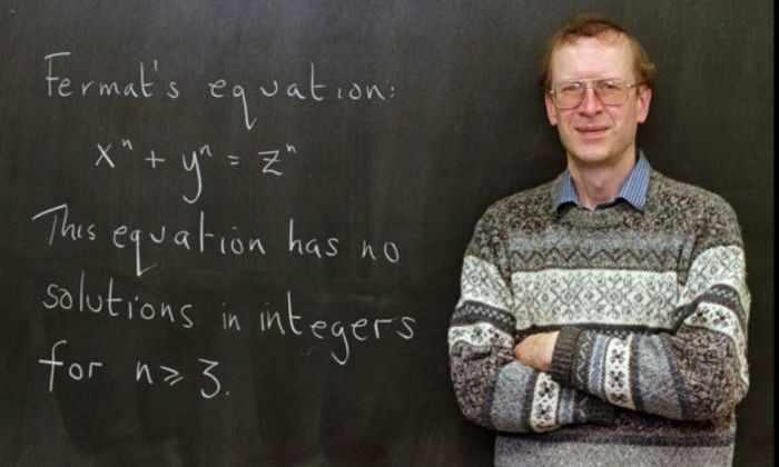 Абелевская премия будет вручена за доказательство Теоремы Ферма