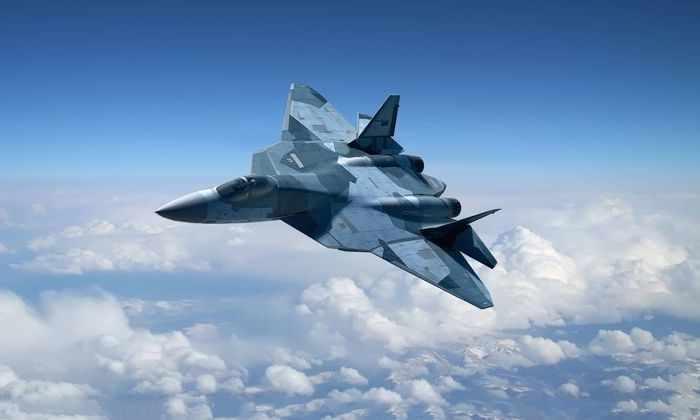 Перспективный многоцелевой истребитель ПАКФА совершил новый полет