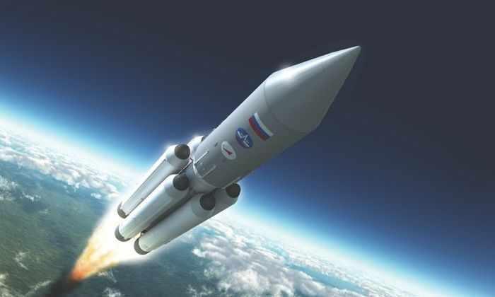 «Роскосмос» построит новую ракету для полетов на Луну